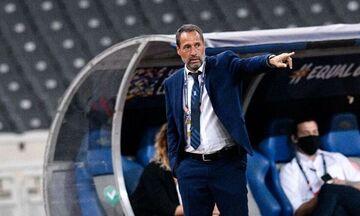 Φαν'τ Σιπ: «Είναι καλή η πίεση που έχουμε για το ματς με την Σλοβενία»