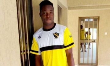 Νεκρός στην προπόνηση ποδοσφαιριστής στο Τόγκο...