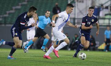 Ελλάδα - Σκωτία 1-0: Νίκη χωρίς αντίκρισμα (highlights)