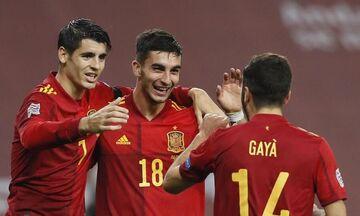 Νations League 2020-21: Δεύτερο γκολ ο Φεράν Τόρες, 4-0 οι Ισπανοί τη Γερμάνια (vid)!