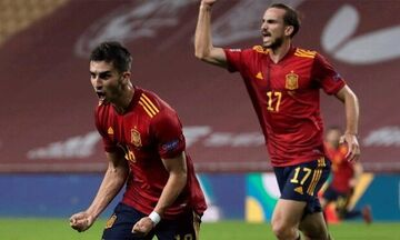 Νations League 2020-21: Χατ τρικ ο Φεράν Τόρες και 5-0 η Ισπανία τη Γερμάνια (vid)!