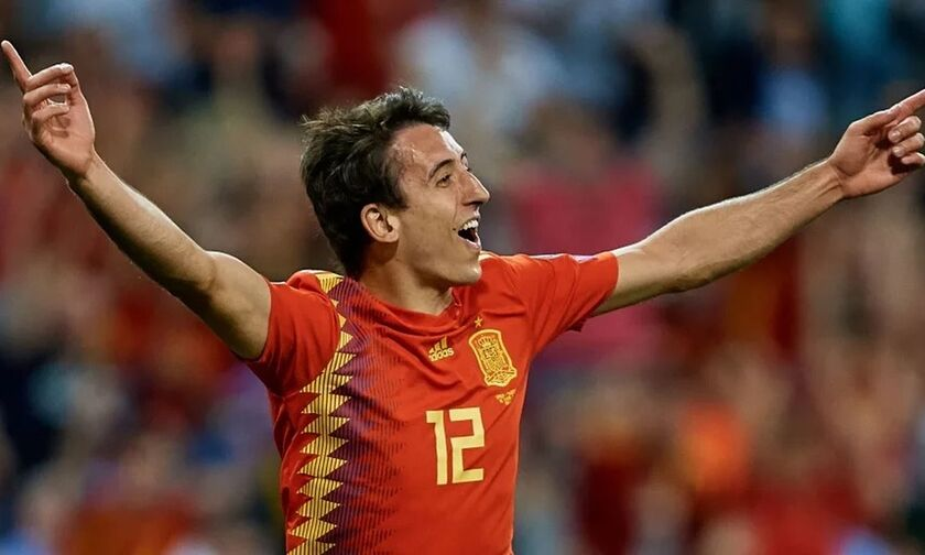 Ισπανία - Γερμανία: Ο Οϊαρθάμπαλ κλείνει τον «χορό» των γκολ για το 6-0! (vid)