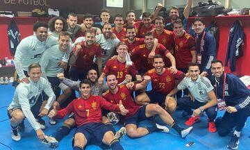 Ισπανία - Γερμανία 6-0: Το πάρτι της Ισπανίας, το δράμα της Γερμανίας (highlights)