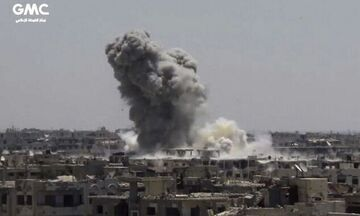 Συρία: Ισραηλινή επίθεση με ρουκέτες - Νεκροί τρεις στρατιώτες