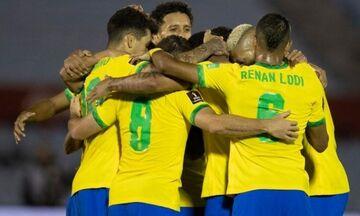 Προκριματικά Μουντιάλ 2022: Με νίκες συνέχισαν Βραζιλία και Αργεντινή (vids)