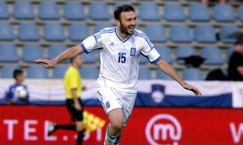 Ελλάδα – Σλοβενία: Δεν έχει ήττα σε έξι αγώνες η Εθνική (vids)