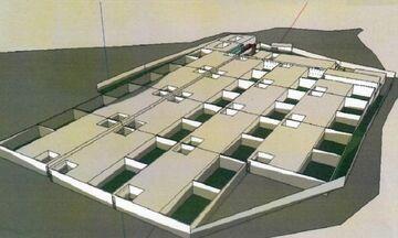 Αρχίζουν τα έργα κατασκευής νέων φυλακών στον Ασπρόπυργο