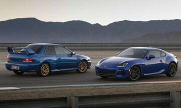 Μηχανή απολαύσεων το νέο Subaru BRZ (vid)