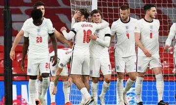 Νations League 2020-21: Δύο γκολ σε τέσσερα λεπτά οι Άγγλοι κατά των Ισλανδών (vid)!