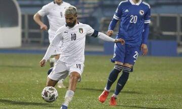 Νations League 2020-21: Μ' ένα γκολ ανά ημίχρονο η Ιταλία 2-0 στη Βοσνία (vid)!