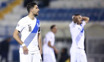Ελλάδα-Σλοβενία 0-0: Πρέπει και να σκοράρει (Highlights)