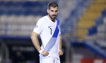 Ελλάδα-Σλοβενία 0-0: Μαυρίας: «Έχουμε δείξει καλά δείγματα»