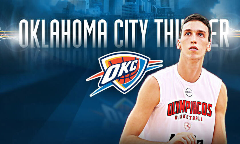 NBA Draft 2020: Ο Ποκουσέφκσι επιλέχθηκε στο Νο17 από τους Οκλαχόμα Σίτι Θάντερ