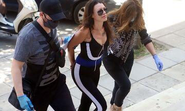 Νέα σύλληψη για την «παρουσιάστρια» που μπουγέλωσε τον Χαρδαλιά - Ο λόγος αυτή τη φορά