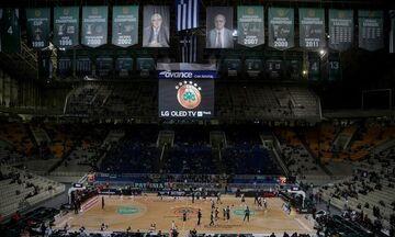 ΚΑΕ Παναθηναϊκός: «Καμία ενημέρωση για γήπεδο μπάσκετ κάπου στον Βοτανικό»