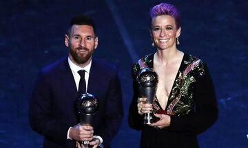 FIFA: Κανονικά τα βραβεία «The Βest» αλλά εξ αποστάσεως