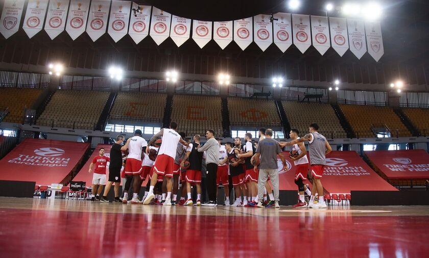 Ολυμπιακός: Ο κορονοϊός έχει πλήξει τη γραμμή των ψηλών - Προβληματισμός ενόψει Μπασκόνια