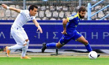 Λαμία-Αστέρας Τρίπολης 2-2: «Ροντέο» χωρίς νικητή  (highlights)!