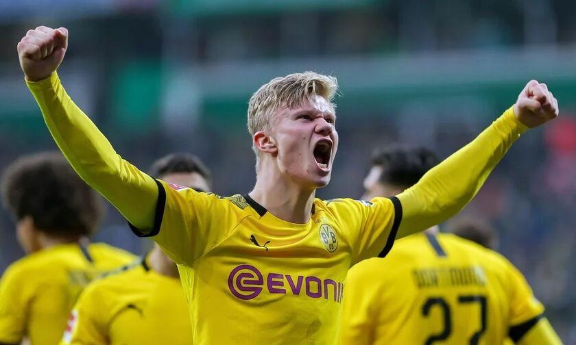 Bundesliga: «Γκέλα» της Μπάγερν, στον πόντο Λεβερκούζεν, Ντόρτμουντ με τρομερό Χάαλαντ! (highlights)