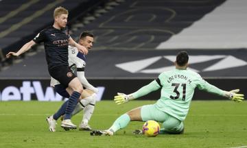 Τότεναμ - Μάντσεστερ Σίτι: Τo γκολ τoυ Λο Σέλσο για το 2-0 (vid)