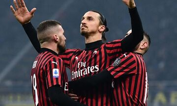 Serie A: «Πάρτι» Μίλαν και Ιμπραΐμοβιτς στο «Σαν Πάολο», 3-1 τη Νάπολι! (highlights)