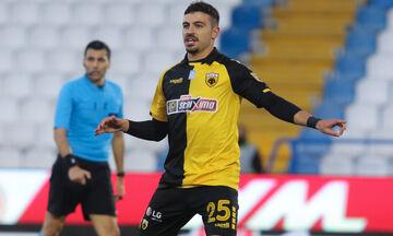 ΑΕΚ - ΑΕΛ 4-1: Ξέσπασε σε λυγμούς ο Γαλανόπουλος (vid)