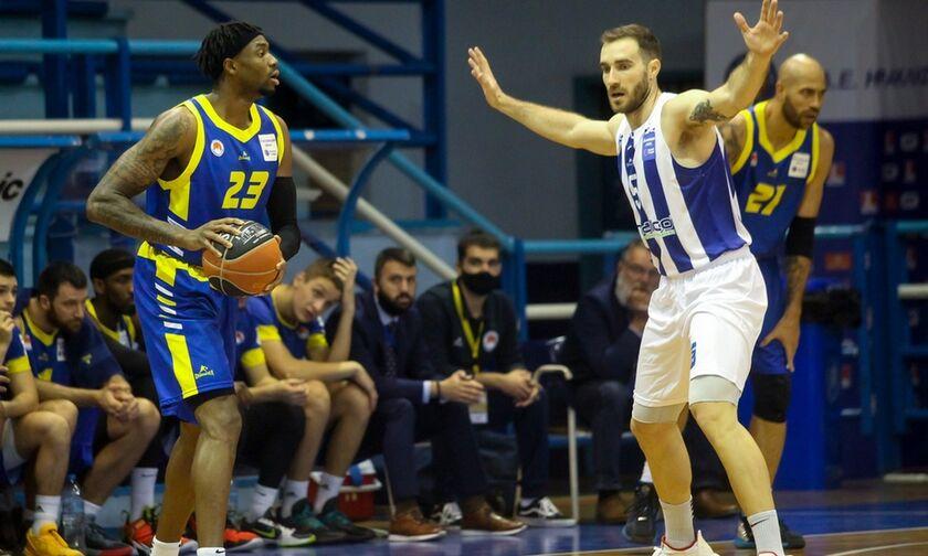 Ηρακλής - Περιστέρι 71-75: Ο Πεδουλάκης... άλωσε τη Θεσσαλονίκη στην παράταση (highlights)