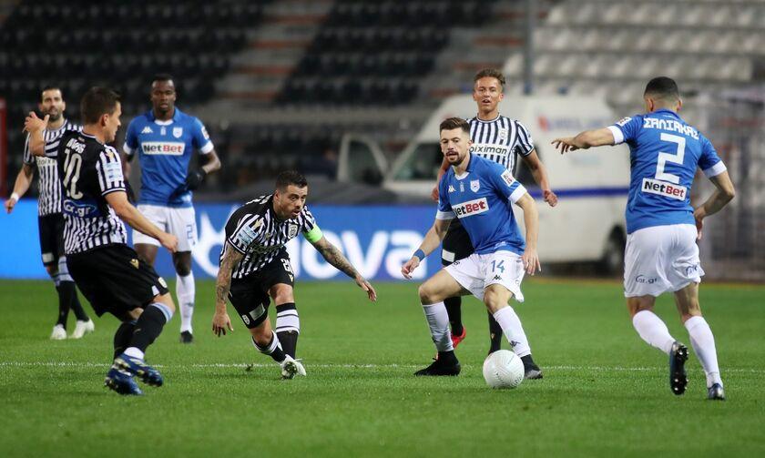 ΠΑΟΚ - ΠΑΣ Γιάννινα: Το γκολ του Εραμούσπε για το 0-1 (vid)