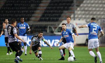 ΠΑΟΚ-ΠΑΣ Γιάννενα 2-1: Το πήρε με Καντουρί και αμφιβολίες (Highlights)