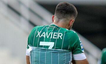 Αντόνιο Σαβιέρ: «Θα επιστρέψω σύντομα δυνατός» (pic)