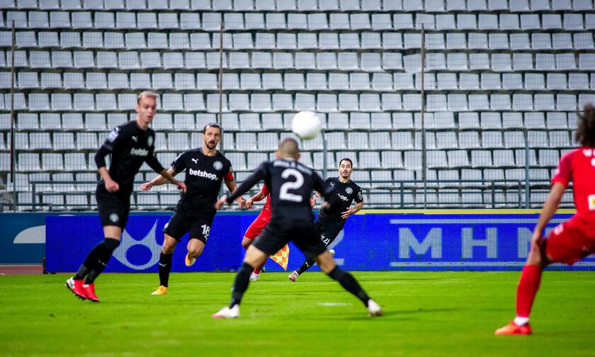 Βόλος-ΟΦΗ: Ο Ντε Γκούζμαν έκανε το 0-1 (vid)