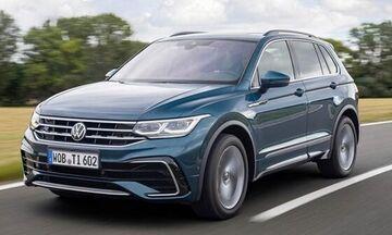 Ήρθε το νέο VW Tiguan με νέους κινητήρες