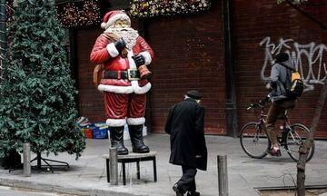 Χριστούγεννα με κορονοϊό: SMS και απαγόρευση κυκλοφορίας με ανοιχτό το λιανεμπόριο
