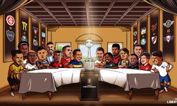Κόπα Λιμπερταδόρες: Τον Γενάρη ο τελικός στο «Μαρακανά»