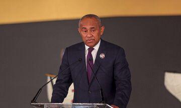 FIFA: Αποκλεισμός στον πρόεδρο Αφρικανικής Συνομοσπονδίας για διαφθορά