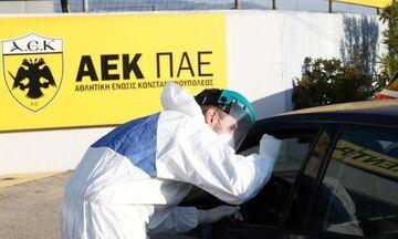 ΑΕΚ: Μόνο ο Καρακλάγιτς πλέον νοσεί από κορονοϊο!