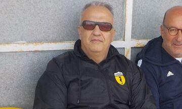 Αμάραντος (ΠΑΣ Πρέβεζα) στο ΦΩΣ: «Ήταν λάθος που ξεκίνησε το πρωτάθλημα της Γ' Εθνικής»