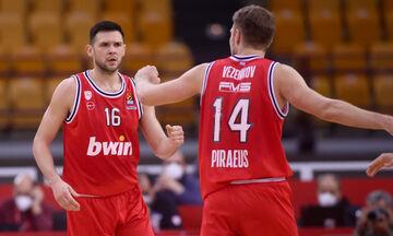 EuroLeague: Επίσημα στις 19/1 το Βιλερμπάν - Ολυμπιακός