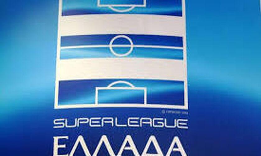 Super League: Το πρόγραμμα των εξ αναβολής αγώνων της 6ης και 8ης αγωνιστικής