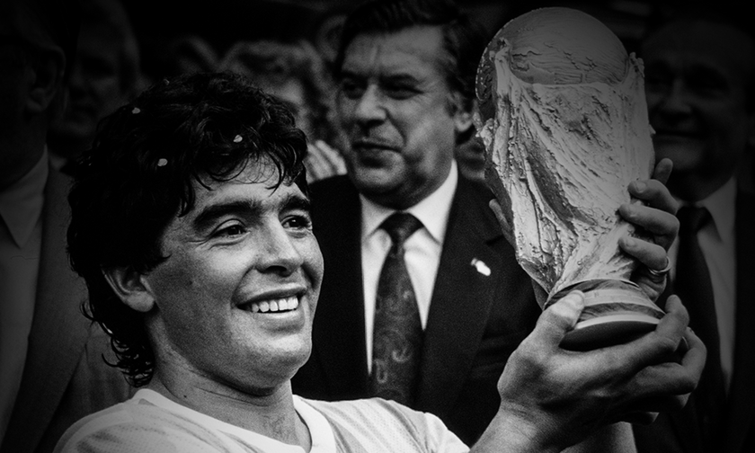 Θάνατος Μαραντόνα: Ο «αποχαιρετισμός» του Ολυμπιακού και άλλων clubs στο Twitter (pics)