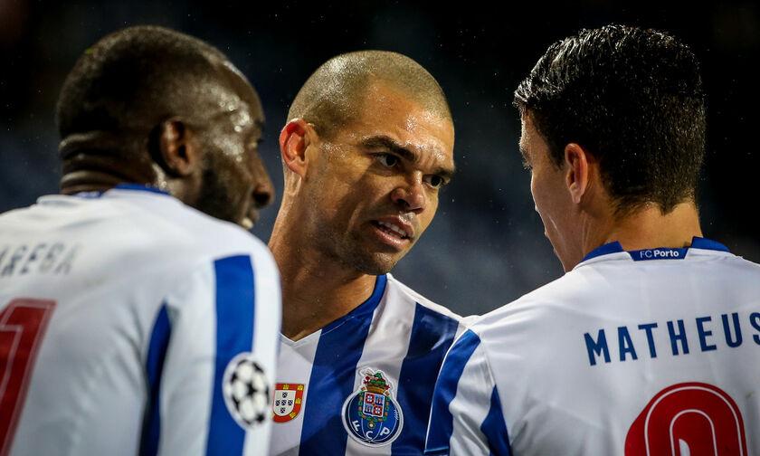 Μαρσέιγ - Πόρτο: Το γκολ του Σανουσί για το 0-1 (vid)