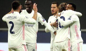 Ίντερ - Ρεάλ Μαδρίτης 0-2: Ζευγάρωσαν τις νίκες οι «μερένγκες» επί των «νερατζούρι» (highlights)!