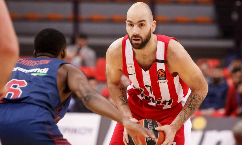 EuroLeague: Επιστρέφει με Μπασκόνια και απουσίες ο Ολυμπιακός
