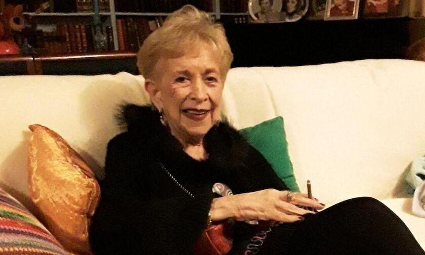 Πέθανε  η Σάσα Μανέττα, πρώην παρουσιάστρια της ΕΡΤ (vid)