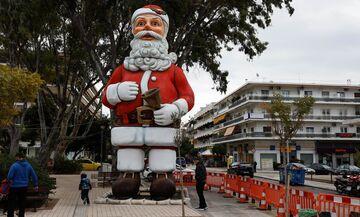 Lockdown: Σενάριο για νέο κωδικό «7» στα SMS του 13033 για τα Χριστούγεννα