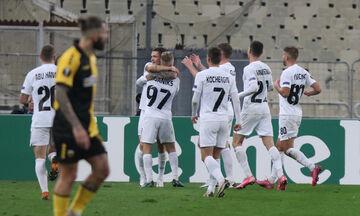 ΑΕΚ - Ζόρια 0-3 : Τα γκολ των Γκρόμοβ, Καμπάεβ , Γιουρτσέσνκο (vid)