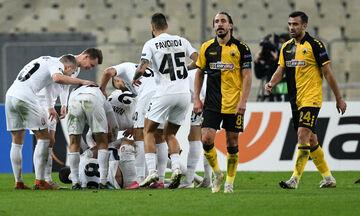 Τα highlights του ΑΕΚ - Ζόρια 0-3 (vid)