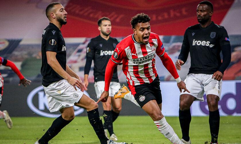 Αϊντχόφεν – ΠΑΟΚ 3-2: Τον έφεραν... τούμπα οι Ολλανδοί (highlights)