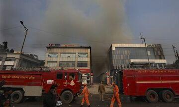 Ινδία: Φωτιά σε ΜΕΘ νοσοκομείου - Νεκροί 5 ασθενείς
