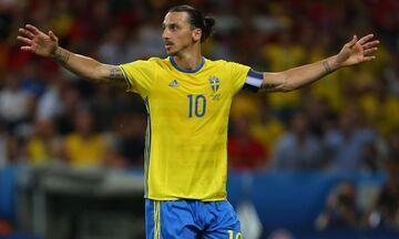 Ζλάταν Ιμπραΐμοβιτς: Επιστρέφει στην εθνική Σουηδίας!